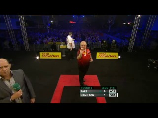 John Part vs Andy Hamilton (Players Championship Finals 2013 / Round 1)