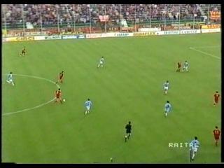 рома - Лацио (roma- Lazio) (19.11.1989. Flaminio Stadium)