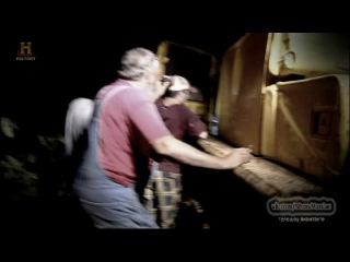Бамазонка Золотоискатели 7 серия 1 сезон 2012