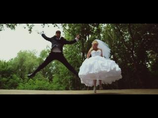 свадьба Альбины и Ильназа!вы классные!!:*