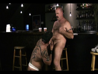 (hairy and raw) backdoor bare mac brody & clint taylor