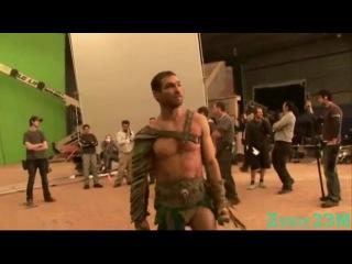 The actors of spartacus good life