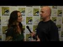Интервью Минки Келли на Comic Con 2011 об «Ангелах Чарли»