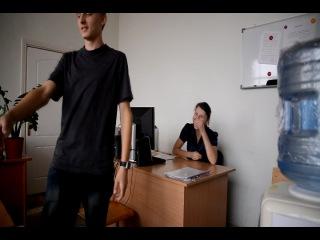 Пару неудачных дублей, при съёмке видео к кубку первокурсника