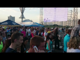 Минск, . Зона гостеприимства.