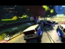 GTA IV - ps3 - Online Multiplayer - BUSTED! x2/DD/Deathmatch @ MP Event! - 10/22/11