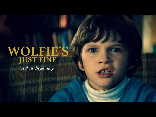 Wolfie's Just Fine A New Beginning Official Music Video