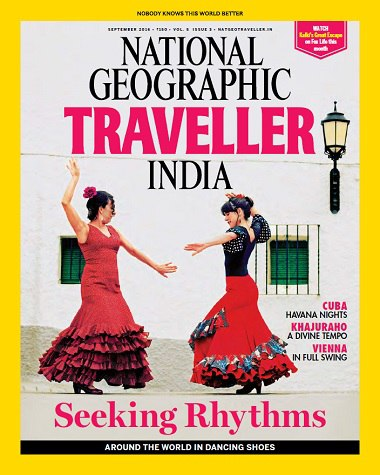 National Geographic Traveller India-September 2016