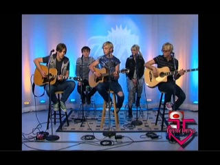 R5 - Good Day Tulsa Interview + Acoustic Performance [HD]