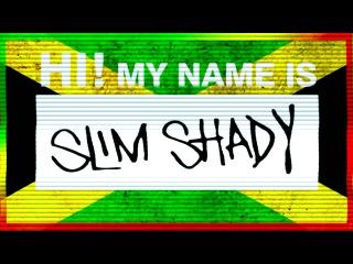 Eminem Reggae Remix #20 My Name Is