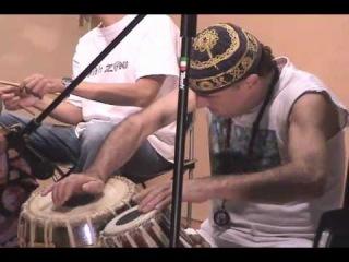 Rupesh  Tribal Meditation Live in Tokyo ルペッシュ