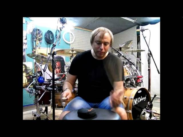 Игра на барабанах Sand Pad Александр MURCHIK Муренко