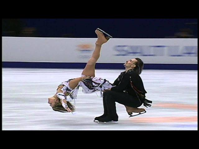 2002 Olympics Irina Lobacheva Ilia Averbukh FD