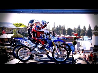 Freestyle motorcross at 2010 state fair CAL-EXPO {HD}