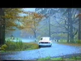 Hilmar Bosse, DDR, AZLK 1600 Rallye