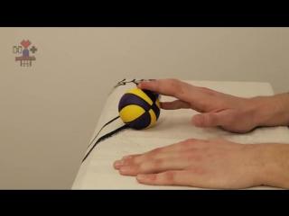 Комплекс упражнений для разработки суставов пальцев и кисти