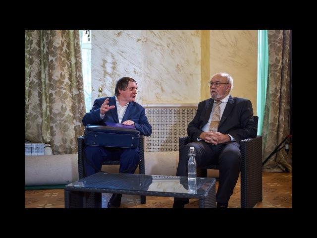 С А Салль лекция по мегалитам и ответы на вопросы вместе с Чудиновым Супер звук и видео Москва