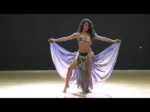 Belly dancer 9,500,000 views Nataly Hay Danza רקדנית בטן ריקודי בטן נטלי חי