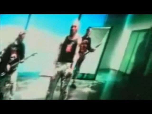 The Exploited Beat the Bastards Videoclip