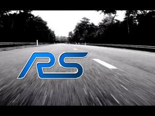 Preview: Ford Focus RS   Презентация 3 Февраля 2015
