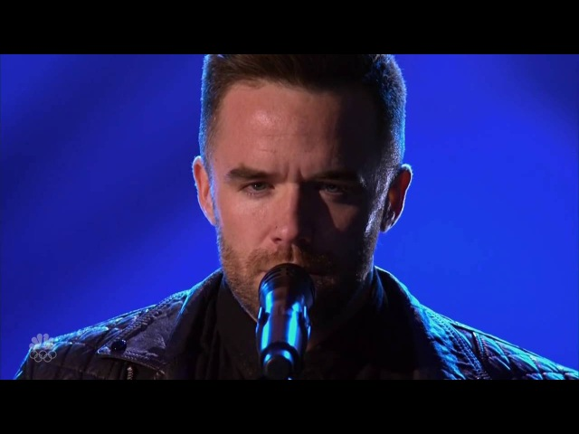 Brian Justin Crum Creep America's Got Talent July 19 2016 AMAZING