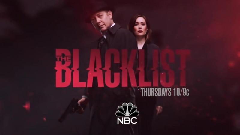 Черный список The Blacklist трейлер 4 сезона