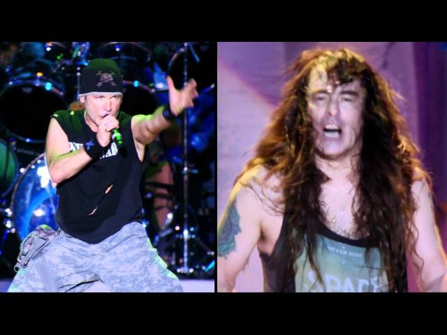 Iron Maiden - When The Wild Wind Blows (En Vivo!) [HD]