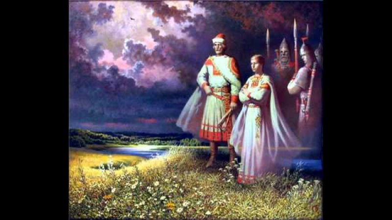 Ivan Kupala Rosy Иван Купала Росы Russian folk song