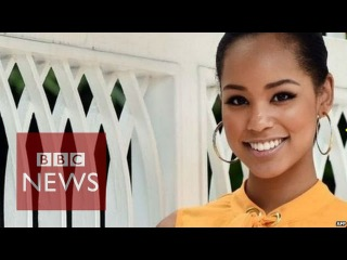 People don't believe I am Japanese says Miss Japan - BBC News