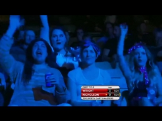 Peter Wright vs Paul Nicholson (Perth Darts Masters 2015 / Round 1)
