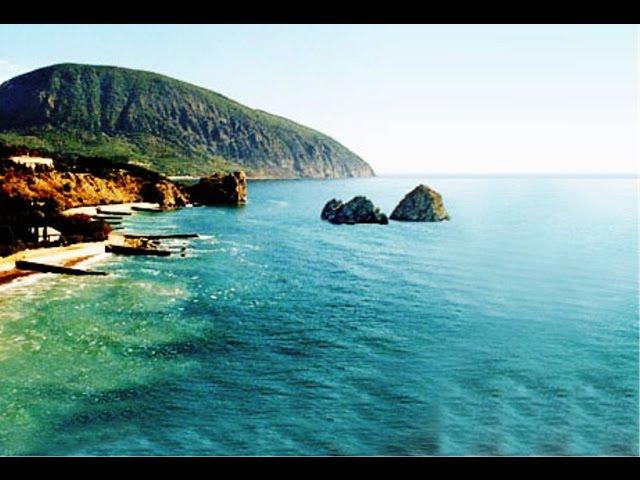 Крым Ялта Гурзуф Лот №1483 Продажа дома с видом на море и гору Аю Даг и скалы Ай Далары