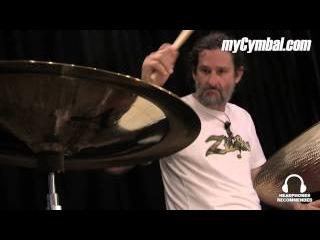 """Zildjian 18"""" A Custom China Cymbal - Played by Paul Mazurkiewicz (A20529-1080614D)"""
