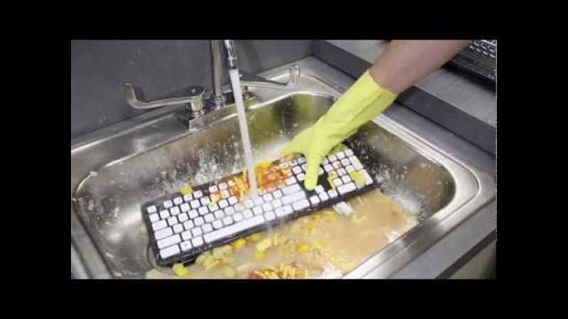 Logitech K310 washable keyboard: We test it!