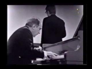 С.РАХМАНИНОВ - Концерт № 1 для ф-но с оркестром - Яков Флиер (1)