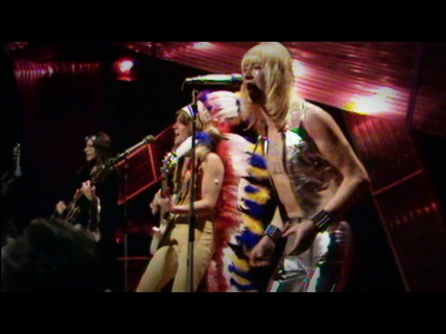 Sweet - Wig Wam Bam - Top Of The PopsDisco 1972 (OFFICIAL)