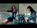 Scarborough Fair (Piano, Violin Vocals)