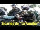 Sicarios de La Familia Michoacana en la sierra de Guerrero