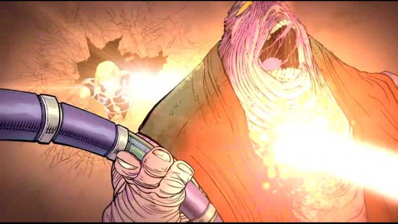 Рыцари Марвел Вечные 2 серия из 10 Marvel Knights Eternals Episode 2 2014 Rus Русская Озвучка