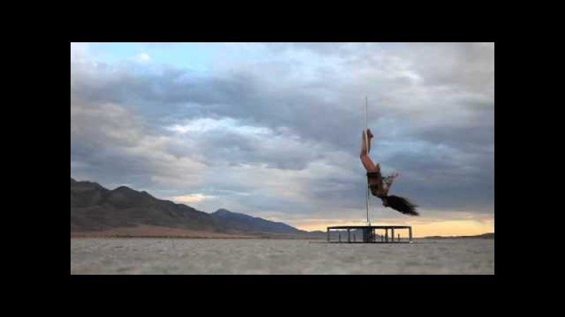 Zen Arts Pole Dancer and Aerialist Zoraya Judd