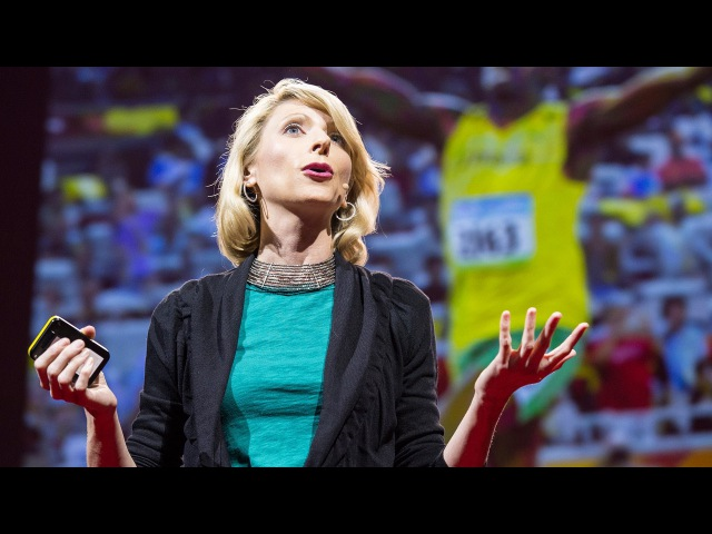 Your body language may shape who you are Amy Cuddy