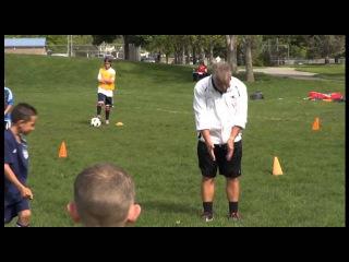 Wayne Harrison Soccer Awareness- Session 1 Field and Player Awareness Utah 51 25