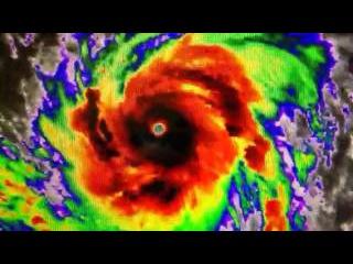 Hurricane Blanca Cat 4 Headed Baja Peninsula Mexico