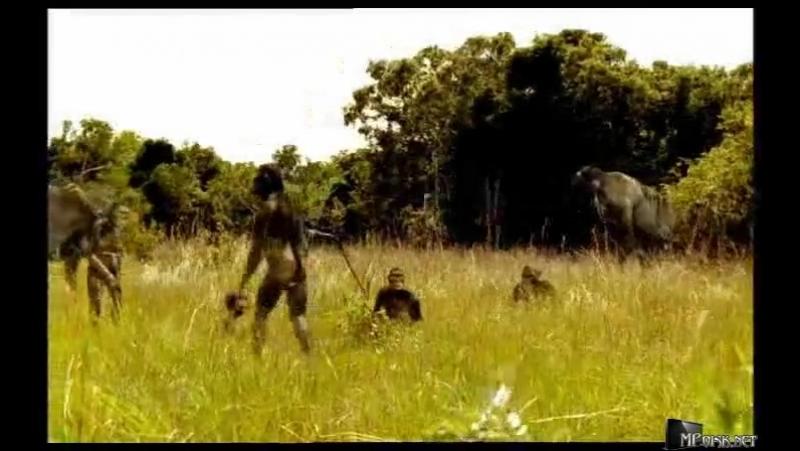 Прогулки с чудовищами BBC Walking with Beasts 4 Серия 2003 BDRip Feokino