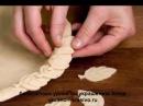 Как легко и красиво украсить домашний пирог