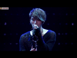 Kim Jaejoong - My only comfort (live)