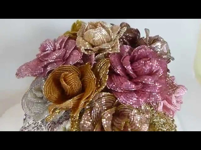 Розы в греческом стиле Урок 1 Лепестки Greek style roses Lesson 1 Petals