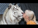 Florida Woman Keeps Bengal Tigers In Her Garden