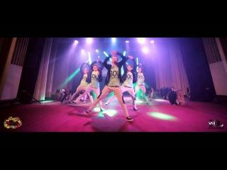 dance project SOL   группа 11-14 лет