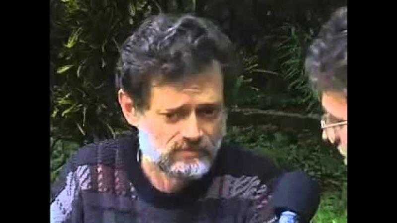 Лучшее интервью о наркотических веществах - Теренс Маккенна в Мексике