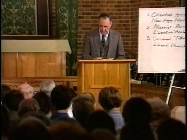 Дерек Принс Истинная Церковь и лжецерковь Часть 1